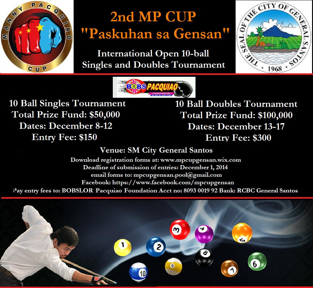MP Cup Flyer